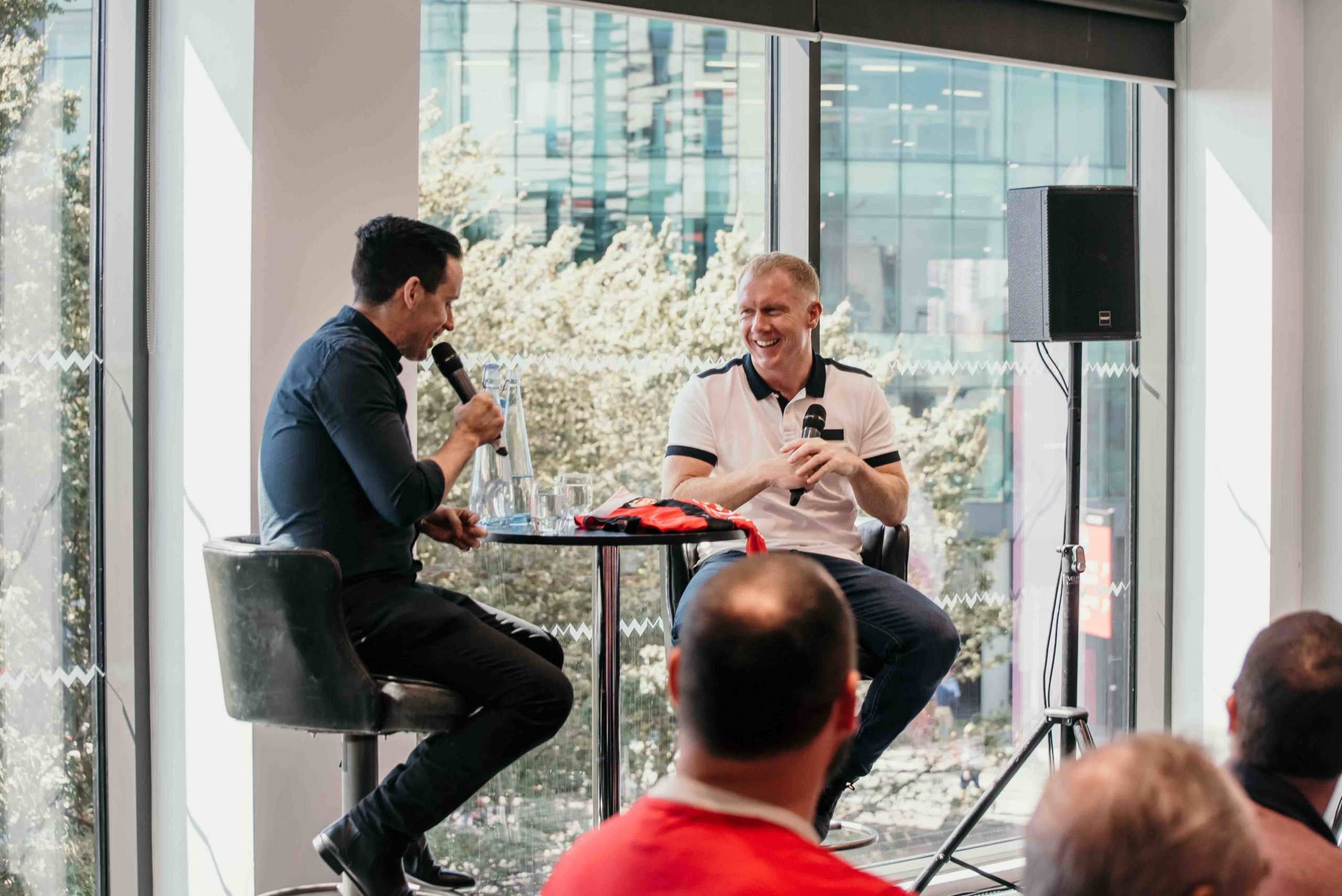 HALF TERM AT HOTEL FOOTBALL– with Paul Scholes