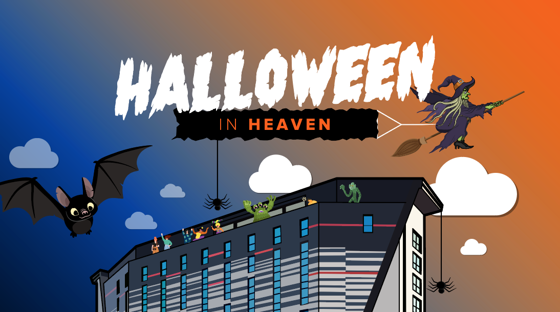 Join us for Halloween in Heaven!